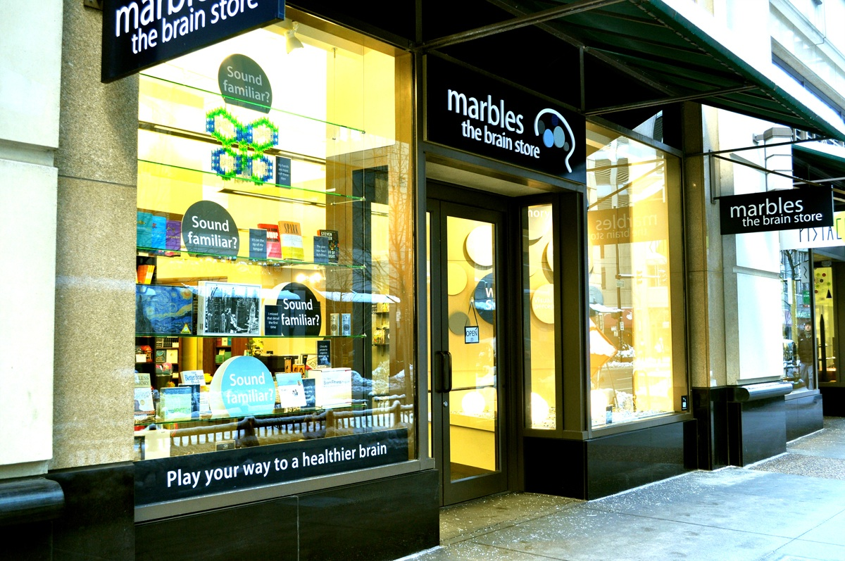Marbles the Brain Store, Chicago, Illinois. 91 likes · were here. Toy Store/5(10).