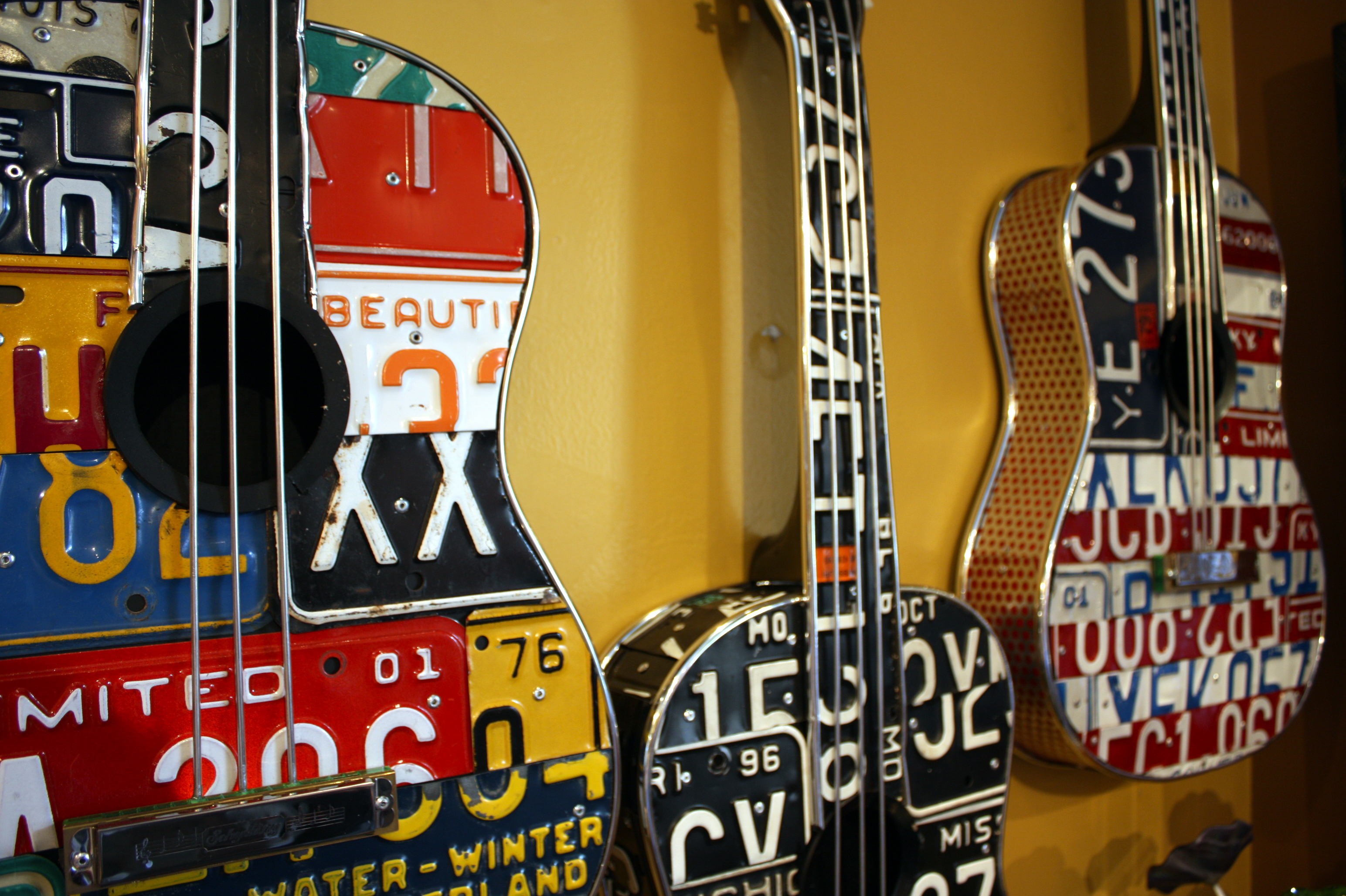 A&A guitars