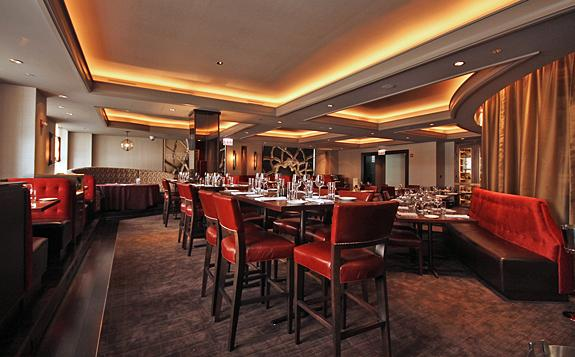 The Real Chicago Michael Jordans Steak House Interior
