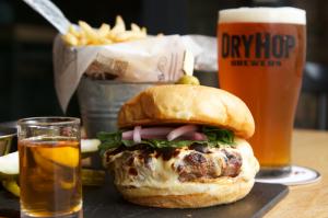 DryHop burger