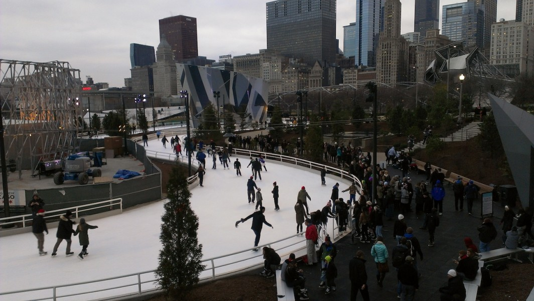 The Real Chicago The Big City Blog Maggie Daley Park