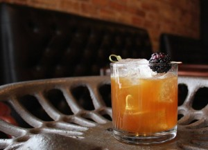 Scofflaw gin drink