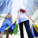 Shopping - Two women walking - web