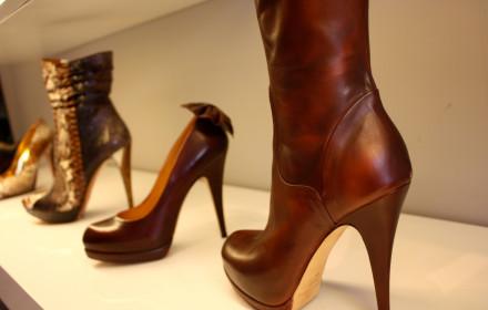 Battaglia - brown boot