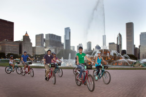 Bobby's Bike Hike City Lights at Night Tour