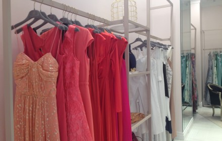 Rent the Runway - pink dresses (web)