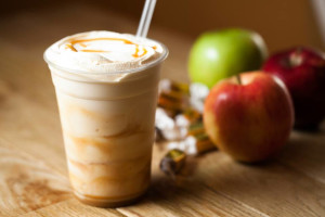 M-Burger-Caramel-Apple-Cider-Milkshake
