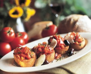 Maggiano's - Bruschetta_Photo1