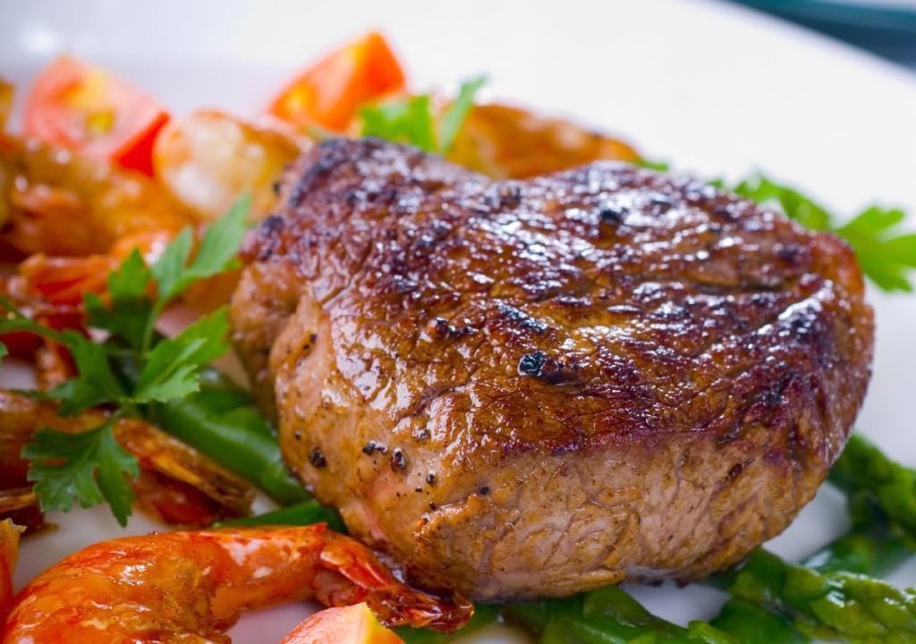 Steak & Shrimp - web
