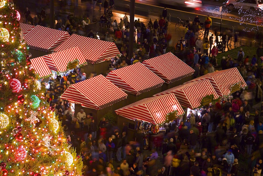christkindlmarket christkindlmarket hustle low res web chicagos 20th annual german christmas market - Chicago Christmas Market