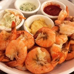Fahlstrom's shrimp