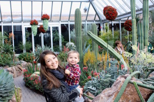 Owen and Debbie at Botanic (web)