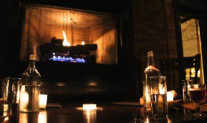 Scofflaw fireplace