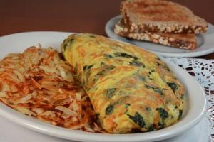 Horizon Cafe - omelette