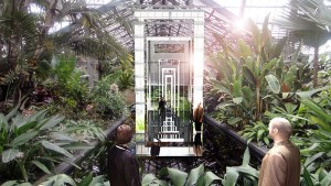 solarise exhibit at garfield-park-conservatory
