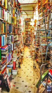 Bookman's Corner - aisle