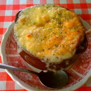 La Creperie - soup