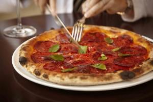 Osteria La Madia pizza