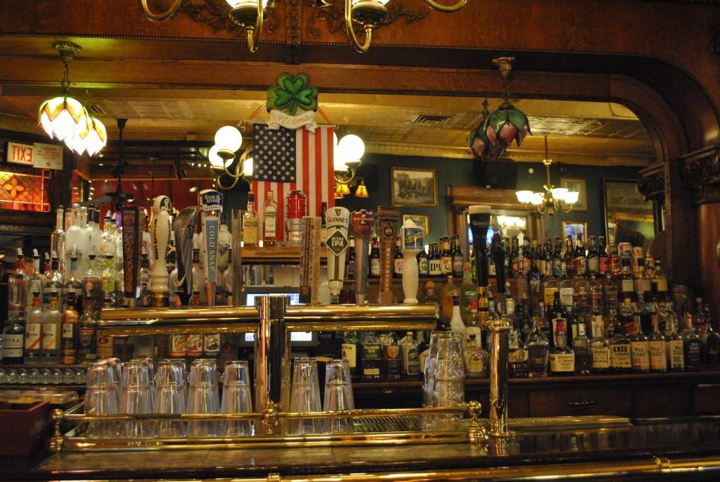 River Shannon - liquor