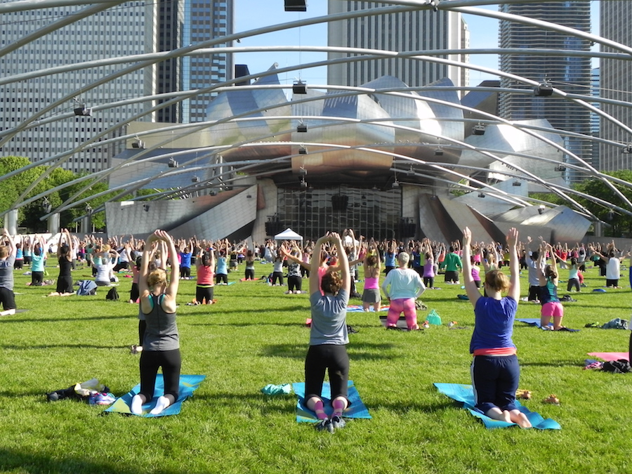 Millennium Park yoga (web)