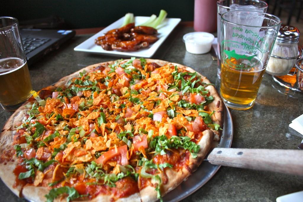 Riverview taco pizza - web