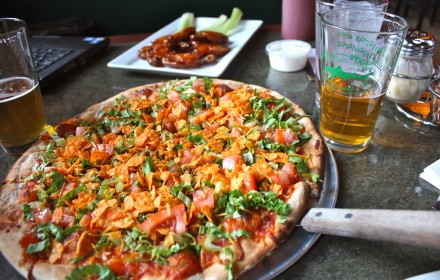 Riverview taco pizza - web