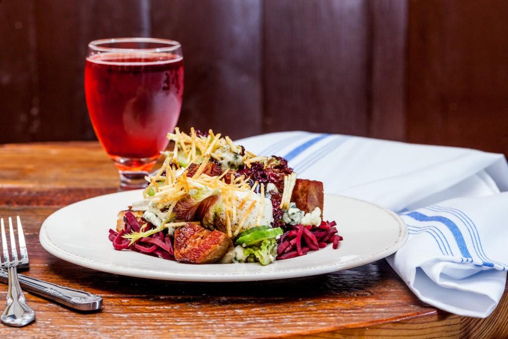 The Northman pub salad - credit Nick Murway (web)
