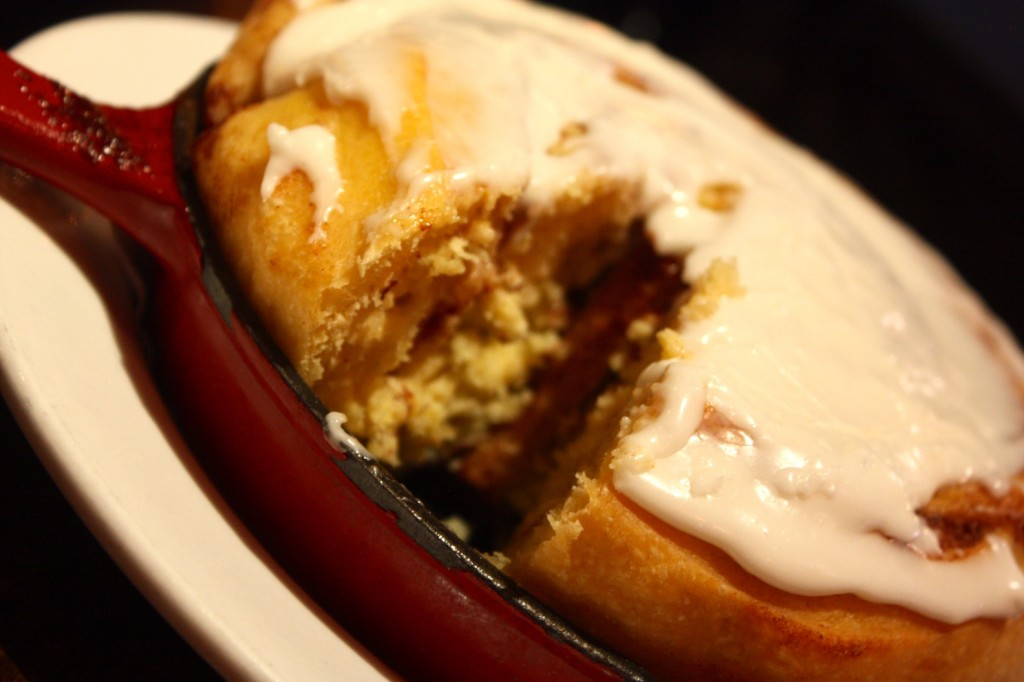 Osteria La Madia - cinnamon roll (web)