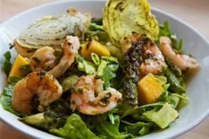 Xoco - Mango-shrimp salad 660x440