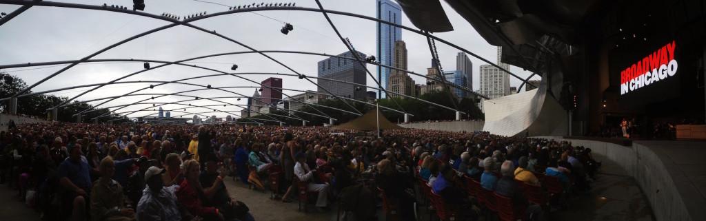 Broadway In Chicago Summer Concert