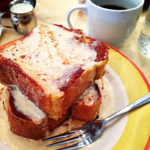 Victory's Banner french toast