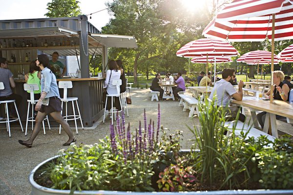 The Real Chicago Dining Outside Food And Travel Blogger